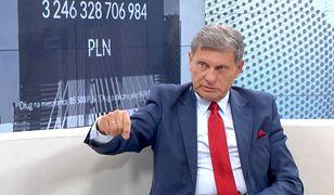 Atak na Balcerowicza na profilu urzędu