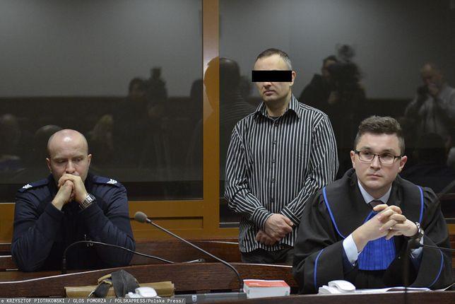 Proces 44-letniego Daniela M. toczył się przed Sądem Okręgowym w Słupsku