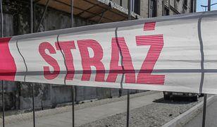 Łódź. Akcja ratunkowa w Janowie po wybuchu gazu (zdj. ilustr.)