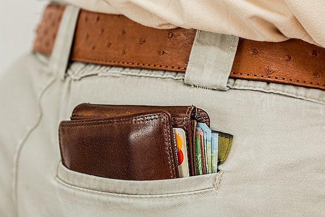 Solidny portfel to wizytówka każdego mężczyzny