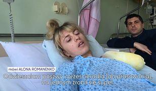 """Rozmowa z Ukrainką, która w pracy straciła rękę. """"Maszyna była ważniejsza niż życie"""""""