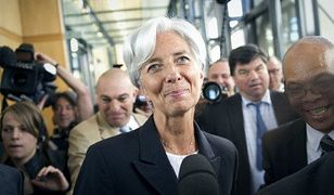 """To ona zastąpi Strauss-Kahna? """"To już pewne"""""""