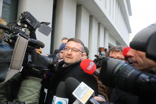 Na Pawła Juszczyszyna czekały tłumy