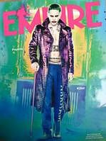 ''Suicide Squad': Zobacz samochód Jokera