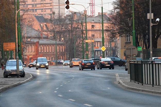 Na Grunwaldzkiej jednak nie zostanie zlikwidowany pas jezdni? Władze Poznania rozważą inne warianty