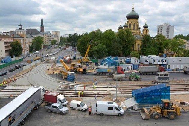 II linia metra droższa o 300 mln zł!