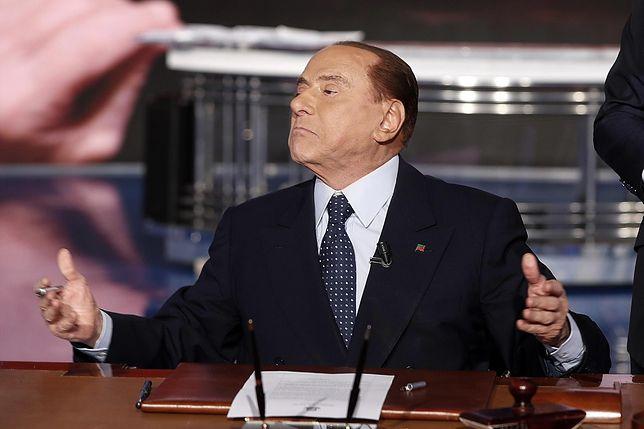 Silvio Berlusconi uważa, że to on zakończył zimną wojnę. Polityk powraca pomimo licznych skandali i kontrowersji