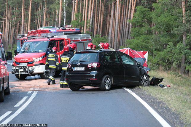 Prawie 300 śmiertelnych wypadków drogowych od początku wakacji