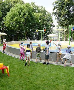 Katowice. Wodny plac zabaw oficjalnie otwarty. Dzieci będą zachwycone