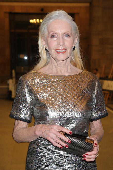 81-letnia modelka znów w kampanii młodych projektantów