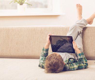 Coraz częściej dzieci, proszone by opowiedzieć o ulubionej zabawce, mówią o tablecie lub aplikacji