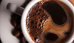 Kofeina ma właściwości pubudzające