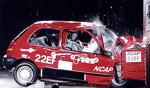 Jaki poziom bezpieczeństwa oferowały samochody dwie dekady temu?