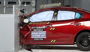 IIHS wskazał najbezpieczniejsze auta 2017 roku. Są niespodzianki