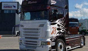 Oto najpiękniejsza Scania