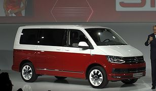 Nowy Volkswagen Transporter T6. Zmiany na plus