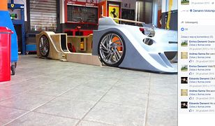Rafał Sonik buduje hybrydę o mocy 700 KM na bazie Fiata 500