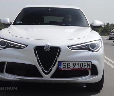 Alfa Romeo Stelvio Quadrifoglio 2.9 V6 Biturbo 510 KM, 2018 - test AutoCentrum.pl #402