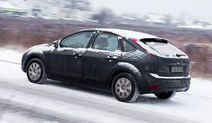 Zimowe pułapki czyhające na kierowców