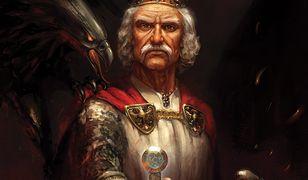 Płomienna korona OPR. MK. DODRUK