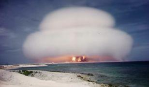 Nieznane wcześniej filmy z prób atomowych ujrzały światło dzienne
