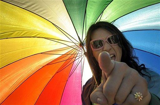 Parada gejów w Argentynie - zdjęcia