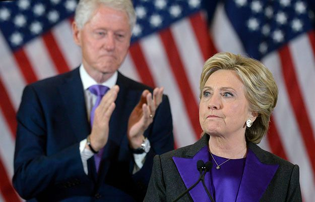 Kandydatka Demokratów Hillary Clinton wciąż może zostać prezydentem USA
