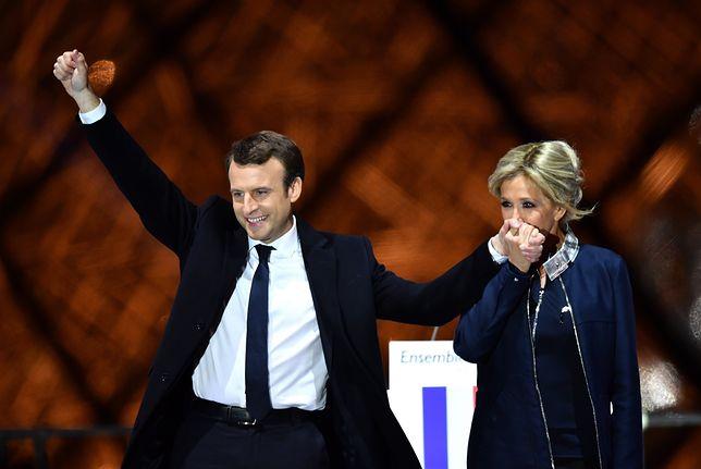 """Prezydent Francji ominie Polskę szerokim łukiem. """"To śmieszne"""""""