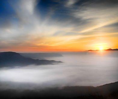 Ostrzeżenie IMGW: Gęste mgły w wielu regionach kraju