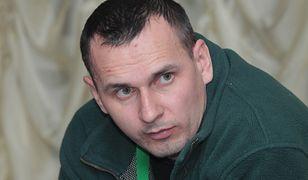 Oleg Sencow wyszedł na wolność