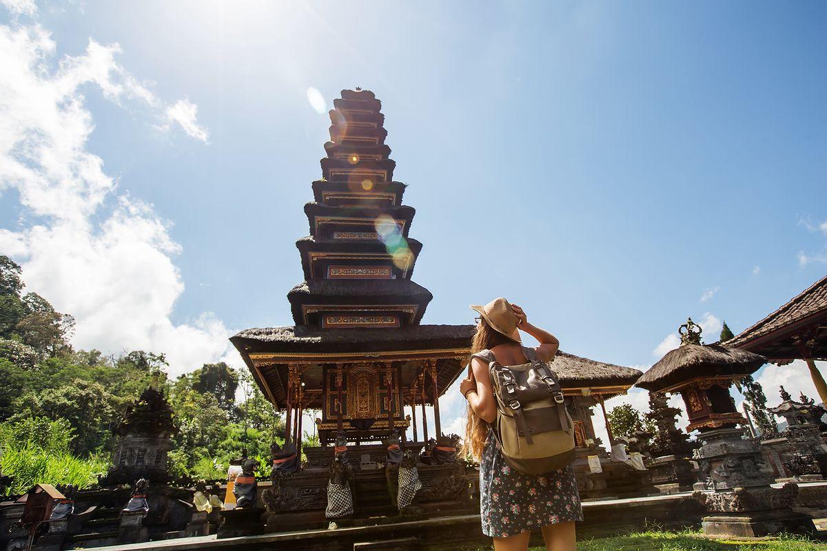 Bali zaczęło się otwierać na zagranicznych turystów