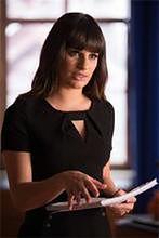 Lea Michele wspomina Cory'ego Monteitha