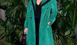 Agnieszka Szulim lansowała się z mężem na otwarciu modnego klubu