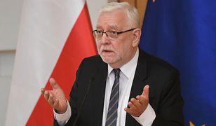Jerzy Stępień był prezesem Trybunału Konstytucyjnego w latach 2006–2008