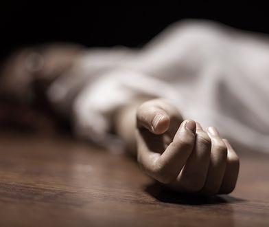 Głowa kobiety została ukryta w katakumbach pod miastem