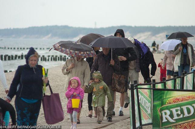 Pogoda na dziś. Deszczowa aura zaskoczy w kilku regionach Polski