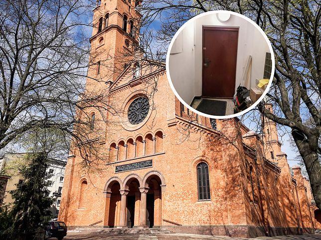 Napastnik należał do parafii pw. św. Augustyna. To tu doszło do ataku.