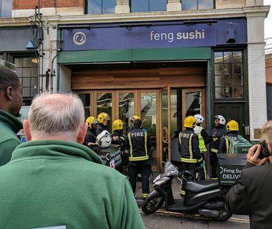 Nowe fakty ws. tajemniczego incydentu w Londynie