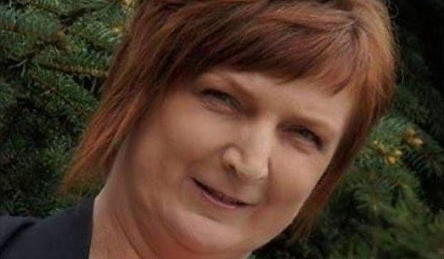 Poszukiwana 48-letnia Agnieszka Rybacka