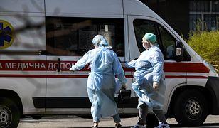 Koronawirus. Kolejny rekord zakażeń na Ukrainie