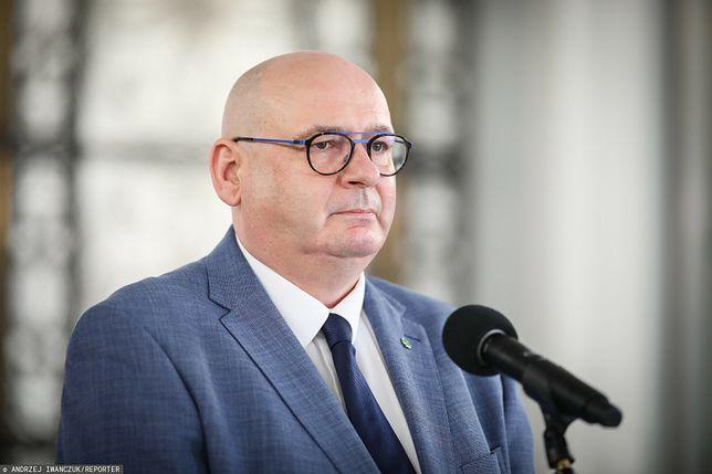 Piotr Zgorzelski komentował wspólne głosowanie opozycji i Porozumienia ws. kandydata na prezesa IPN