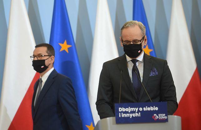 Nowe obostrzenia i lockdown w całej Polsce. Opozycja uderza w rząd i ostro ocenia decyzje ministra zdrowia