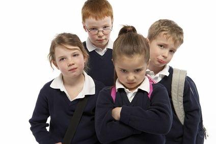 Moje dziecko - zakała szkoły