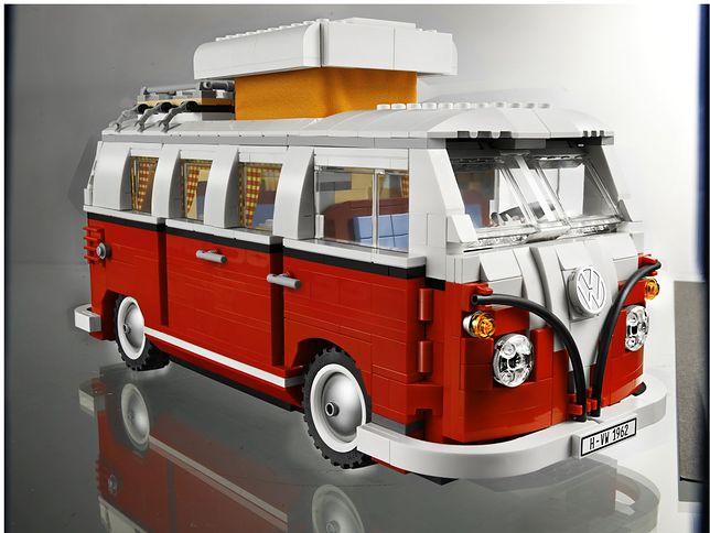 Motoryzacyjne zestawy Lego - Volkswagen Camper