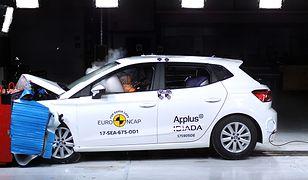 Testy Euro NCAP 7 nowych samochodów