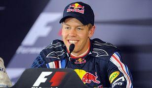 Vettel: chcę więcej deszczu!