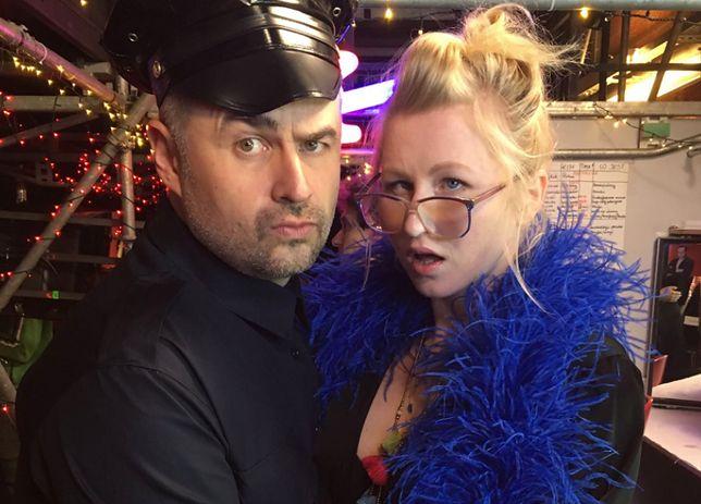 Igor Kwiatkowski i Karolina Piechota bawili publikę w najnowszym odcinku SNL Polska