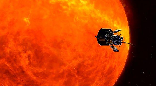 Misja Parker Solar Probe okazuje się wielkim sukcesem NASA