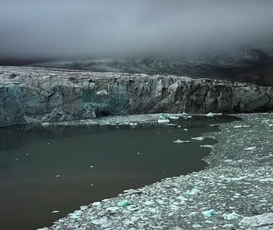 Arktyka. Syberyjska część tego regionu odnotowuje rekordowe upały i pożary.