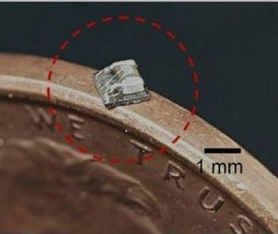 Japończycy zaprezentowali najmniejszy chip optyczny, jaki do tej pory udało się stworzyć